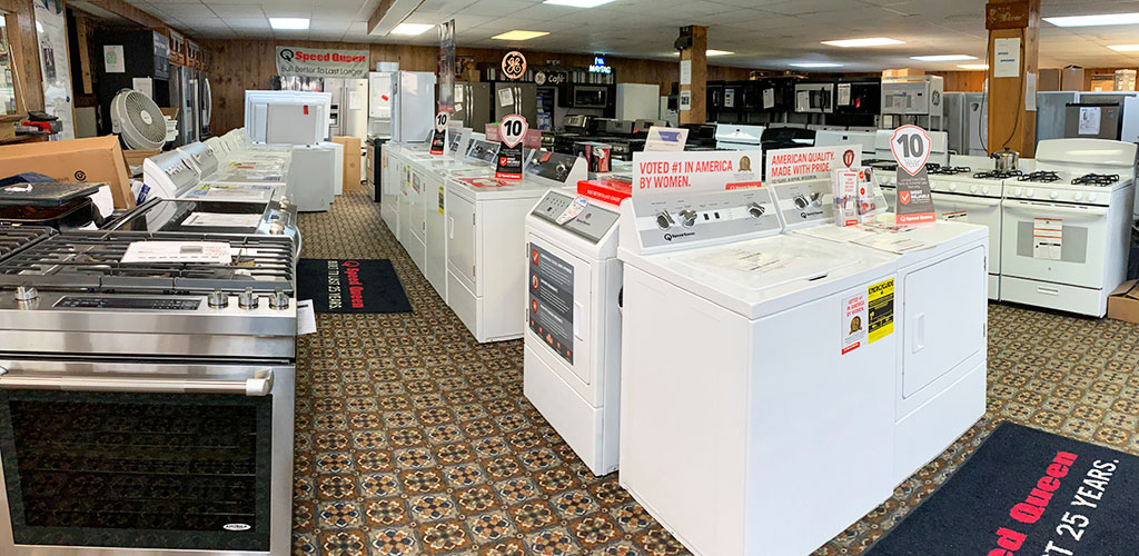 Maine Furniture Store – Maine Appliance Store – Maine